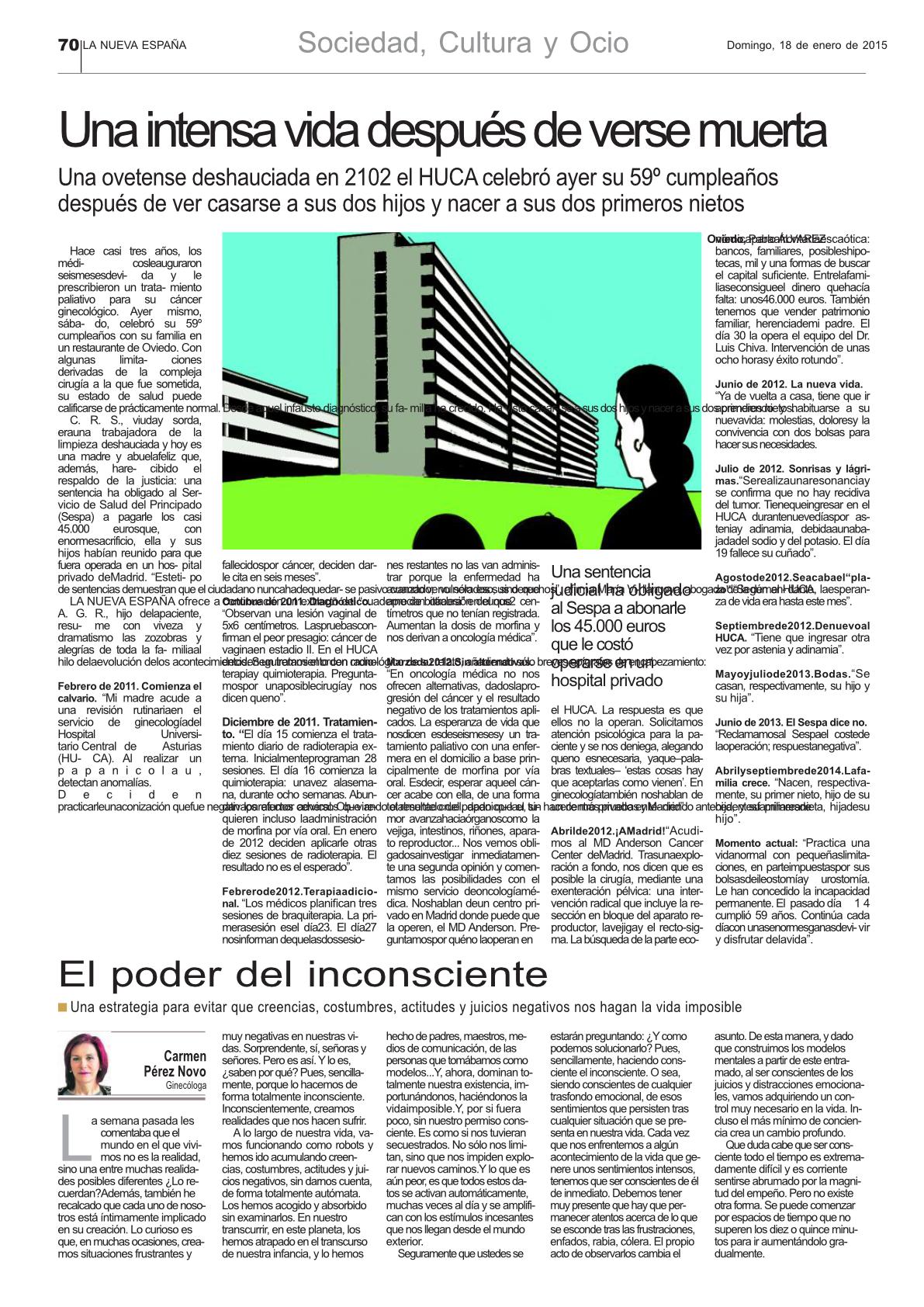 noticia de prensa 1 María Villanueva Abogado de Familia en Oviedo